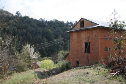Relay house at Biswamitra